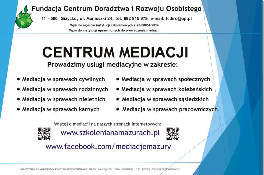 centrum mediacji